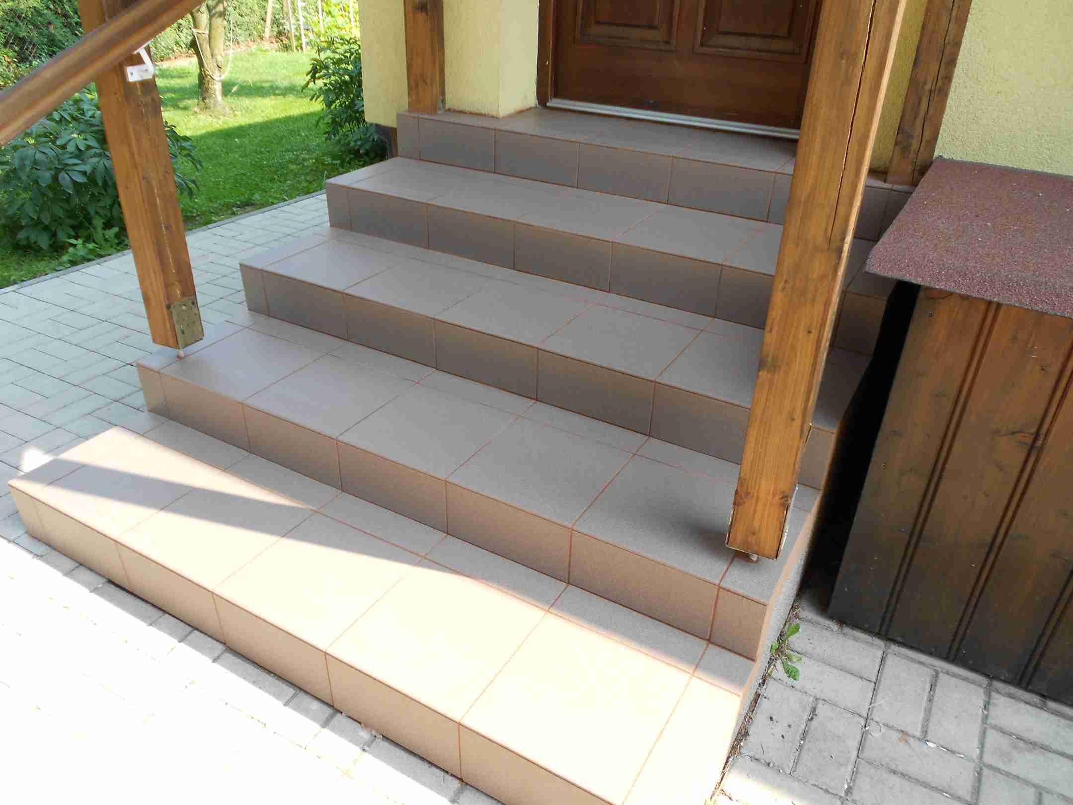 schody dlažba